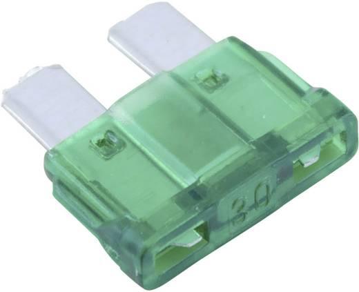 Conrad Szabvány lapos biztosíték gépjárművek az ipar részére Zöld 32 V