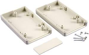 Kézi műszerdoboz ABS világosszürke (RAL 7035) 165 x 100 x 32 mm, Hammond Electronics RH3165, Hammond Electronics