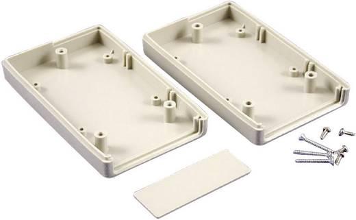 Kézi műszerdoboz ABS világosszürke (RAL 7035) 190 x 100 x 40 mm, Hammond Electronics RH3195,
