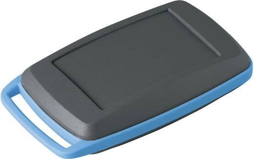 Kézi műszerdoboz, műanyag, láva, kék 68 x 42 x 18 mm, OKW D9004088, 1 szett