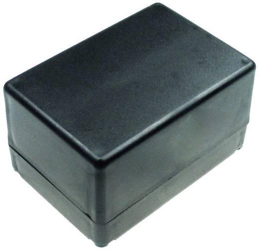 Műszerház, üres műszer doboz G028 72x50x42mm fekete Kemo Electronic