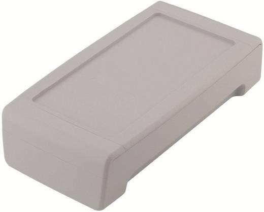 Bopla műanyag doboz, Circum C 1435 F-FP 7038 ABS (H x Sz x Ma) 145.3 x 74.7 x 34 mm Achát, szürke