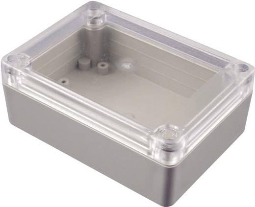 Hammond Electronics dobozok, RP sorozat RP1245C ABS műanyag (H x Sz x Ma) 165 x 125 x 75 mm, fényes szürke