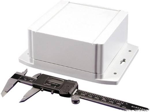 Hammond Electronics műanyag doboz, vízálló, 1555 1555NF42GY ABS (H x Sz x Ma) 120 x 120 x 62 mm, fényes szürke