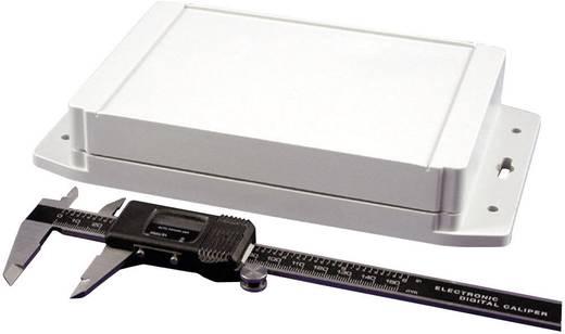 Hammond Electronics műanyag doboz, vízálló, 1555 1555HF17GY ABS (H x Sz x Ma) 180 x 120.79 x 37.2 mm, fényes szürke