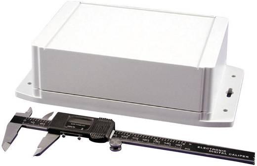 Hammond Electronics műanyag doboz, vízálló, 1555 1555HF42GY ABS (H x Sz x Ma) 180 x 120.79 x 62 mm, fényes szürke