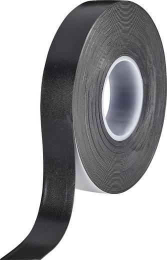 Repair tape TOOLCRAFT Fekete (H x Sz) 10 m x 19 mm Tartalom: 1 tekercs