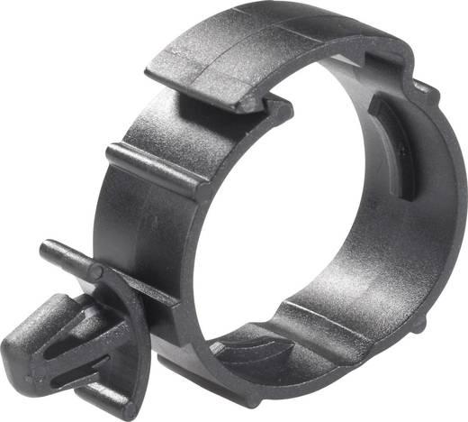 Kábel tartó bilincs, köteg Ø: 29 mm SHR-C1, fekete Richco, tartalom: 1 db