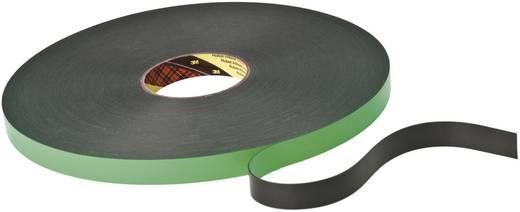 Kétoldalas ragasztószalag puha habosított szivaccsal (H x Sz) 66 m x 19 mm fekete 9508B 3M, tartalom: 1 tekercs