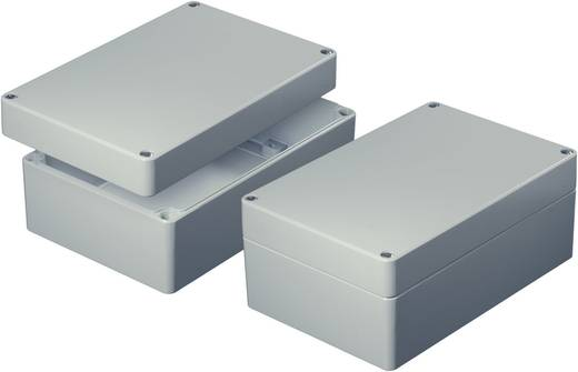 Műszerdoboz alumínium, alu norma AS064