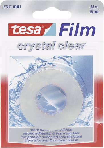 Ragasztószalag, átlátszó, 33 m x 15 mm, TESA TESAFILM®
