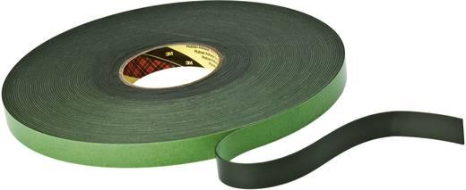 Kétoldalas ragasztószalag puha habosított szivaccsal (H x Sz) 33 m x 19 mm fekete 9515B 3M, tartalom: 1 tekercs