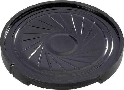 Műanyag hangszóró LSF-sorozat, 89 dB 8 Ω 0,5 W, LSF-50M/N
