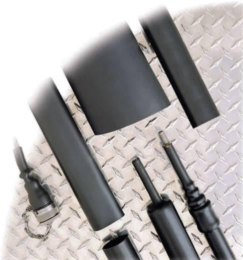 Zsugorcső belső ragasztóval, CFHR Ø (zsugorodás előtt/után): 44.4 mm/7.4 mm, zsugorodási arány 6:11 csomag, fekete