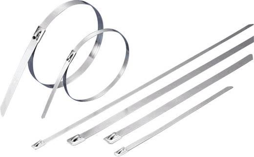 Nemesacél kábelkötöző (H x Sz) 127 mm x 4.6 mm BCT-127 445 N 1 db KSS