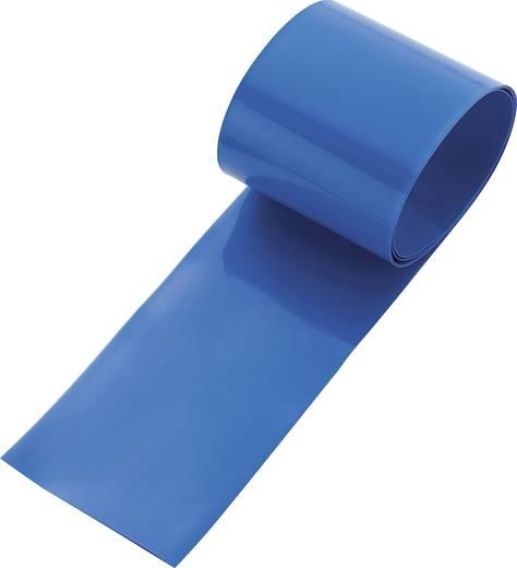 Conrad akku zsugorcső, 2:1, 100 cm, kék