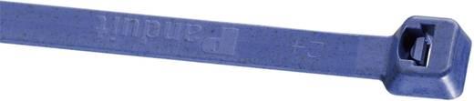 Kábelkötegelő, fémdetektorral érzékelhető, 186 x 4,8 mm, sötétkék, 1 db, Panduit PLT2S-C186