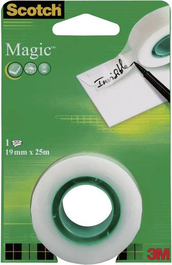 3M SCOTCH® MAGIC 810 átlátszó ragasztószalag, 19 mm X 25 m