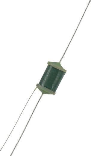 Gyújtótekercs villanólámpákhoz Input: 200 V, output 4000 V, zöld