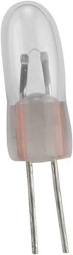 Nagynyomású xenon izzó, Barthelme, 1,35 V 0,48 W 360 mA, foglalat: BI-PIN 1,27 mm színtelen