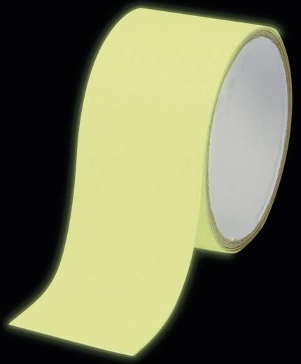 Csúszásgátló szalag 5 m x 50 mm neonzöld ANST505M-LG Tru Components 1 tekercs