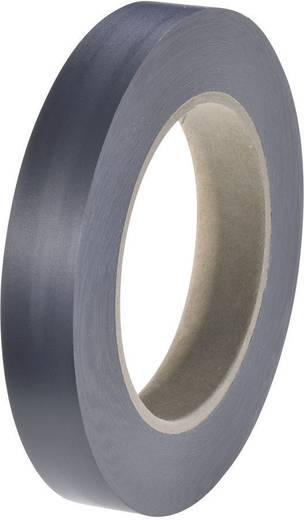 Szigetelőszalag (H x Sz) 33 m x 19 mm, fekete PVC HelaTape Flex 23 HellermannTyton, tartalom: 1 tekercs