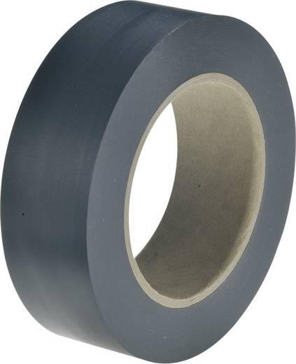 Szigetelőszalag (H x Sz) 33 m x 38 mm, fekete PVC HelaTape Flex 23 HellermannTyton, tartalom: 1 tekercs