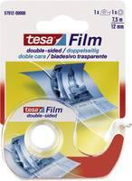 Kétoldalas ragasztószalag (H x Sz) 7.5 m x 12 mm átlátszó TESA Tesafilm® 57912 tesa