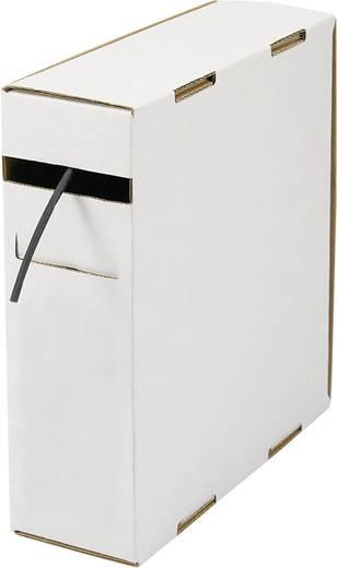 Zsugorcső adagoló dobozban Ø (zsugorodás előtt/után): 2 mm/1 mm, zsugorodási arány 2:1, 15 m, fekete