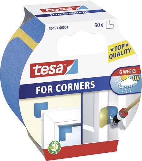 Festő ragasztó lapok Tesa® For Corners 60 lap, TESA 50491