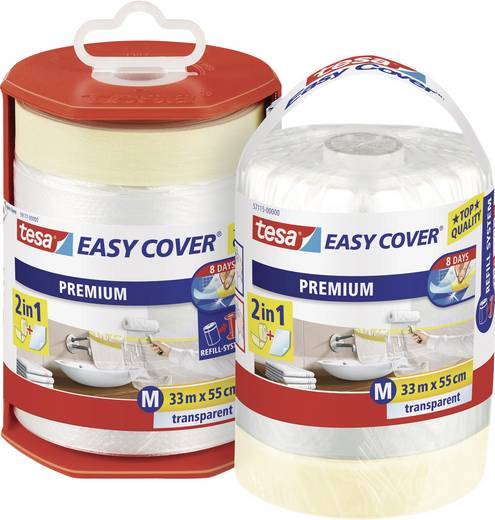 Takarófólia Tesa Easy Cover Premium Film 33 m x 550 mm Dispender Filled