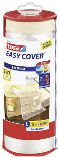 Takarófólia Tesa Easy Cover Premium Film 33 m x 1400 mm Dispender Filled