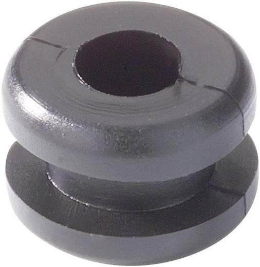 Átvezető gumigyűrű 9,5x6,4x4,0x2,5x6,5 mm