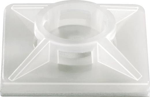 Kábelrögzítő, 26 x 26 mm natúr KSS 28530c90