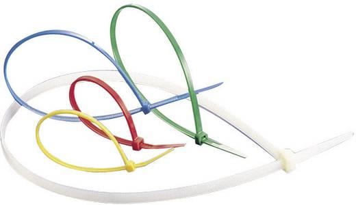 Kábelkötegelő készlet 300 x 4,8 mm, natúr, 100 db, KSS CV300S