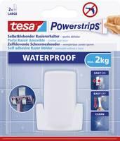 Vízhatlan ragasztású tartó Tesa Powerstrips® Razor Holder Plastic TESA 59703 (59703) tesa