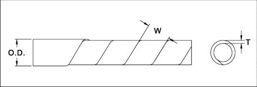 Spiráltömlő, tekercsben, köteg Ø: 15 - 50 mm, fekete KSR19BK KSS, tartalom: 10 m