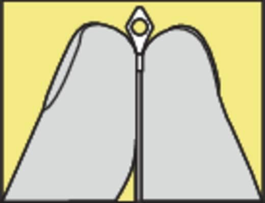 Biztonsági kötöző, Q-CLIP Lite, 135 mm, natúr, 1 db