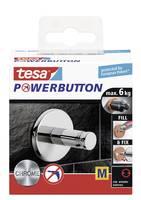 Univerzális akasztó gomb Ø 36 x 35 mm, Tesa Powerbutton 59321 (59321) tesa