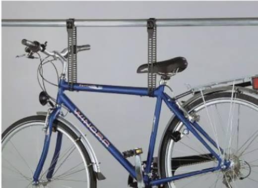 SOFTFIX® kábelkötöző, nyitható (H x Sz) 180 mm x 7 mm SRT1807 Szín: Fekete 1 db HellermannTyton