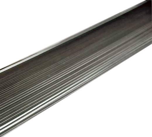 Kültéri, beltéri kábelcsatorna 3000 mm x 150 mm Sötétszürke Serpa B16