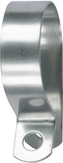 Rozsdamentes acél szorító Ø 25 mm, 166-50614 HellermannTyton, 1 db