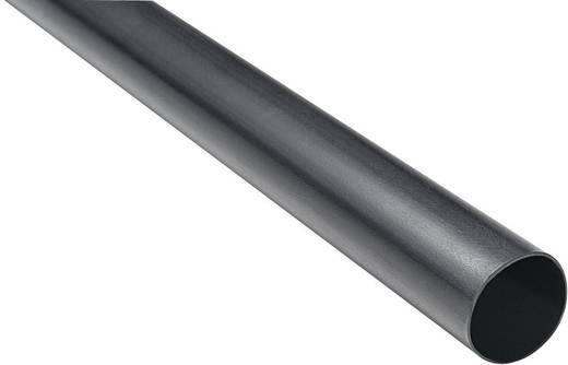 Vékony falú zsugorcső, TA37Ø (zsugorodás előtt/után): 24 mm/8 mm, zsugorodási arány 3 : 11 m, fekete