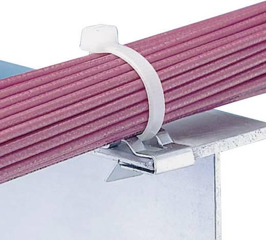 Fém kábelkötöző tartó MCMS25-P-C Panduit, tartalom: 1 db