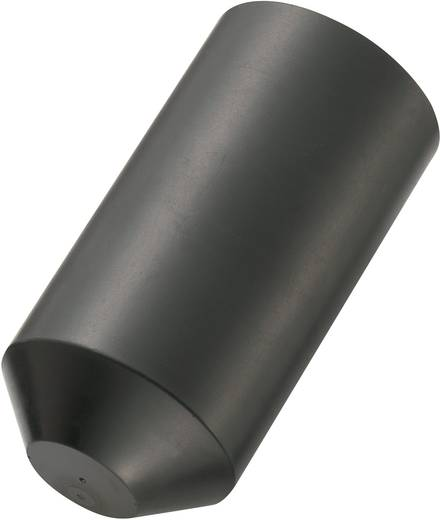 Ø (zsugorodás előtt/után): 75 mm/36 mm, 1 db, fekete