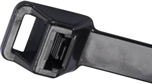 Oldható kábelkötegelő 511 x 12,7 mm, fekete (UV álló), 1 db, Panduit Pan-Ty CV200D