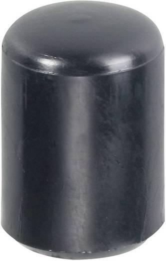 PB Fastener Csősapka 009 0100 220 03 Fekete Maße (A x B) 10.0 x 18.0 mm