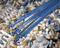 Kábelkötegelő, fémdetektorral érzékelhető, 250 x 4,6 mm, kék, 1 db, HellermannTyton 111-00937 MCTRELK2M HellermannTyton