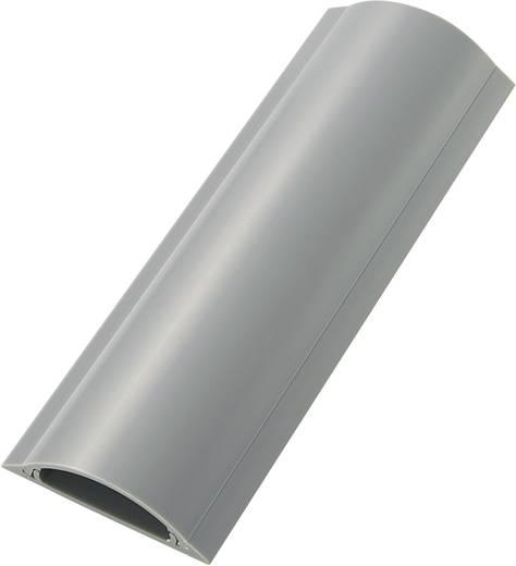 Merev kábelhíd, öntapadó (H x Sz x Ma) 100 x 6 x 1.38 cm Szürke KSS Tartalom: 1 db