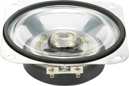 Miniatűr hangszóró, vízálló Hangerő: 90 dB 8 Ω Névleges terhelhetőség: 10 W 430 Hz Tartalom: 1 db